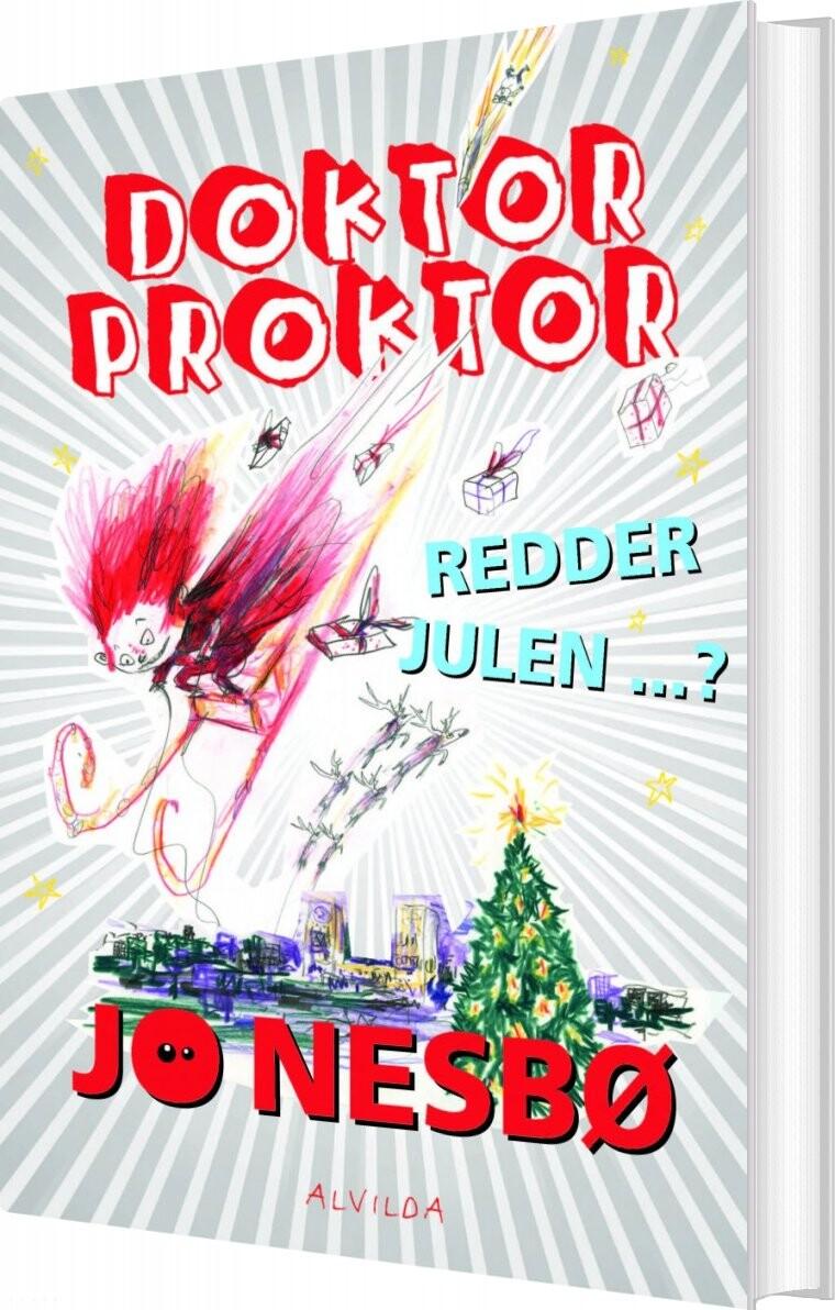 Doktor Proktor Redder Julen...? Bog 5 - Jo Nesbø - Bog