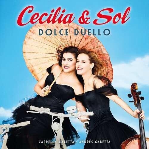 Image of   Cecilia Bartoli & Sol Gabetta - Dolce Duello - Deluxe Hardback - CD