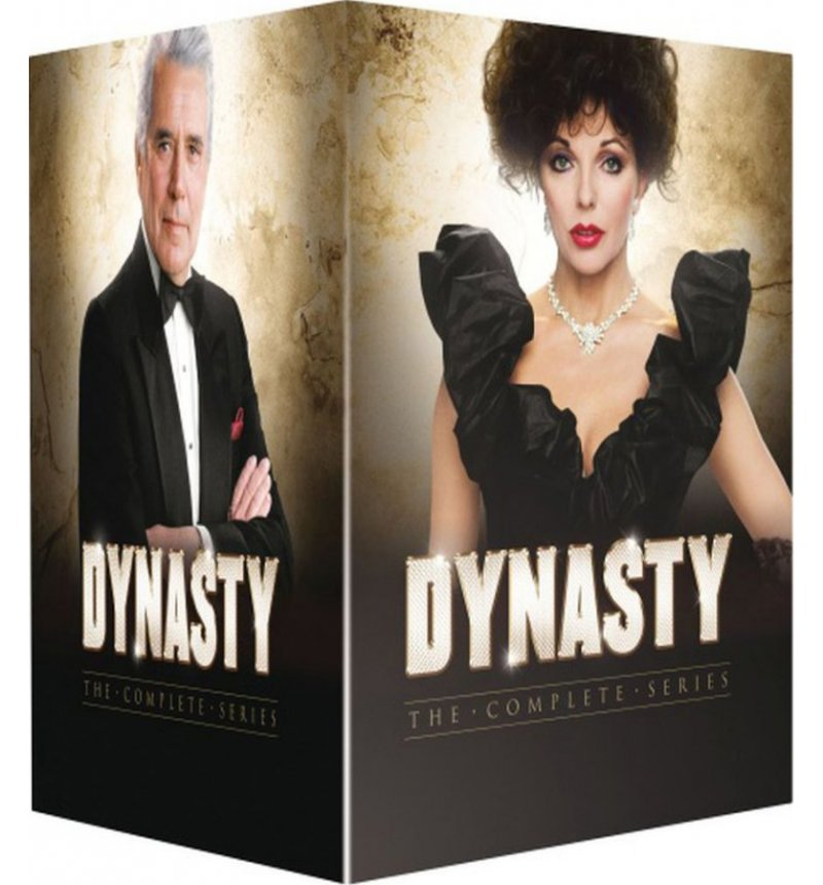 Dollars / Dynasty - Den Komplette Serie - 1981 - DVD - Tv-serie