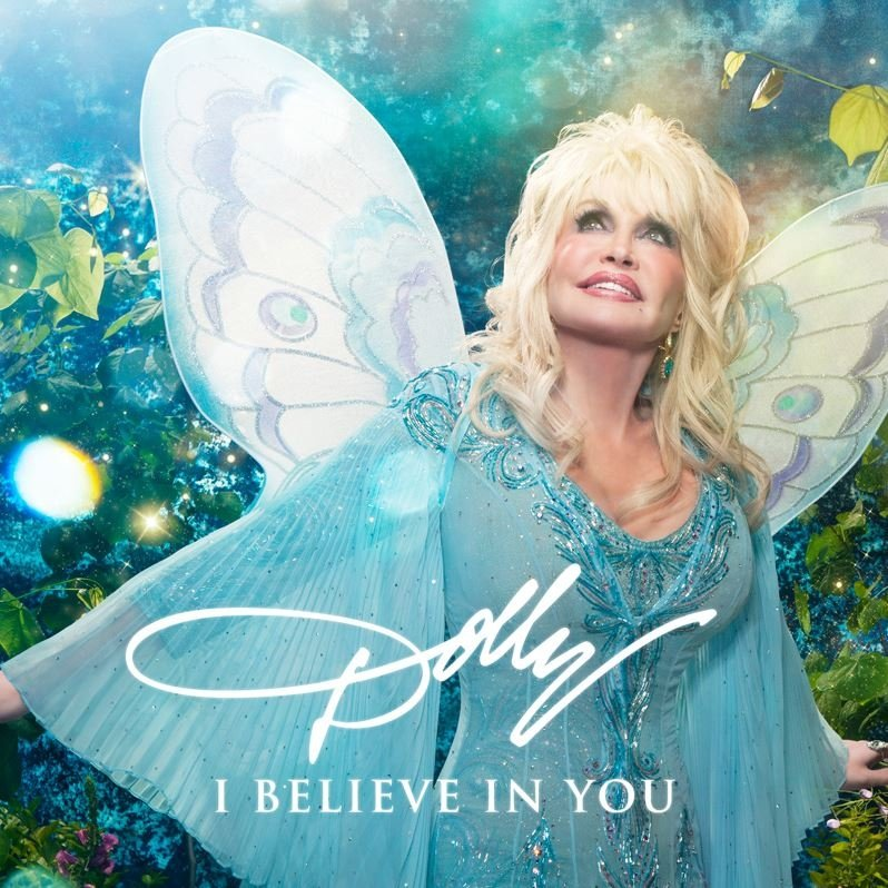 Image of   Dolly Parton - I Believe In You - CD