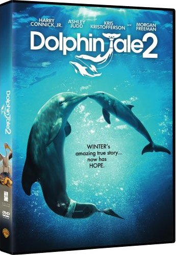Image of   Dolphin Tale 2 - DVD - Film