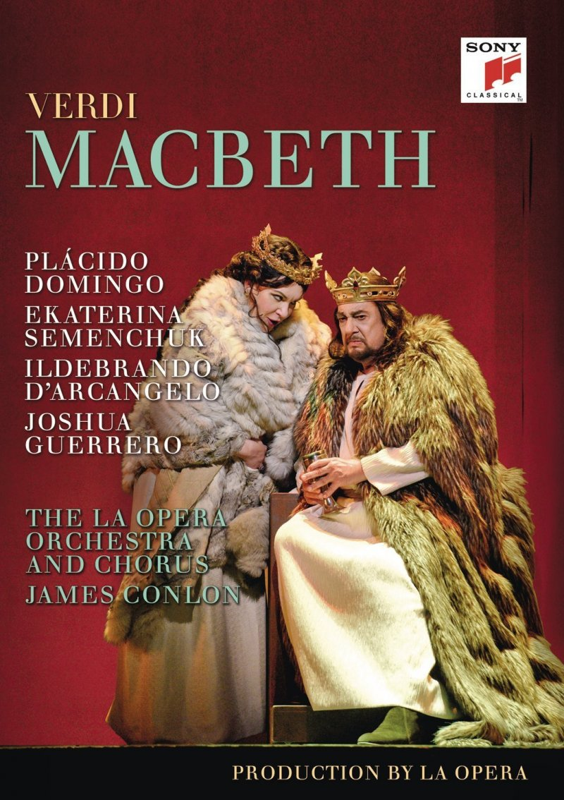 Image of   Domingo Plácido Verdi: Macbeth - DVD - Film