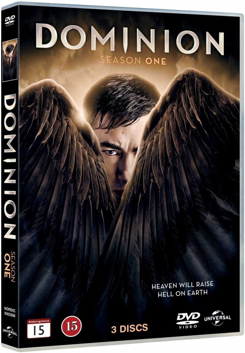 Billede af Dominion - Sæson 1 - DVD - Tv-serie