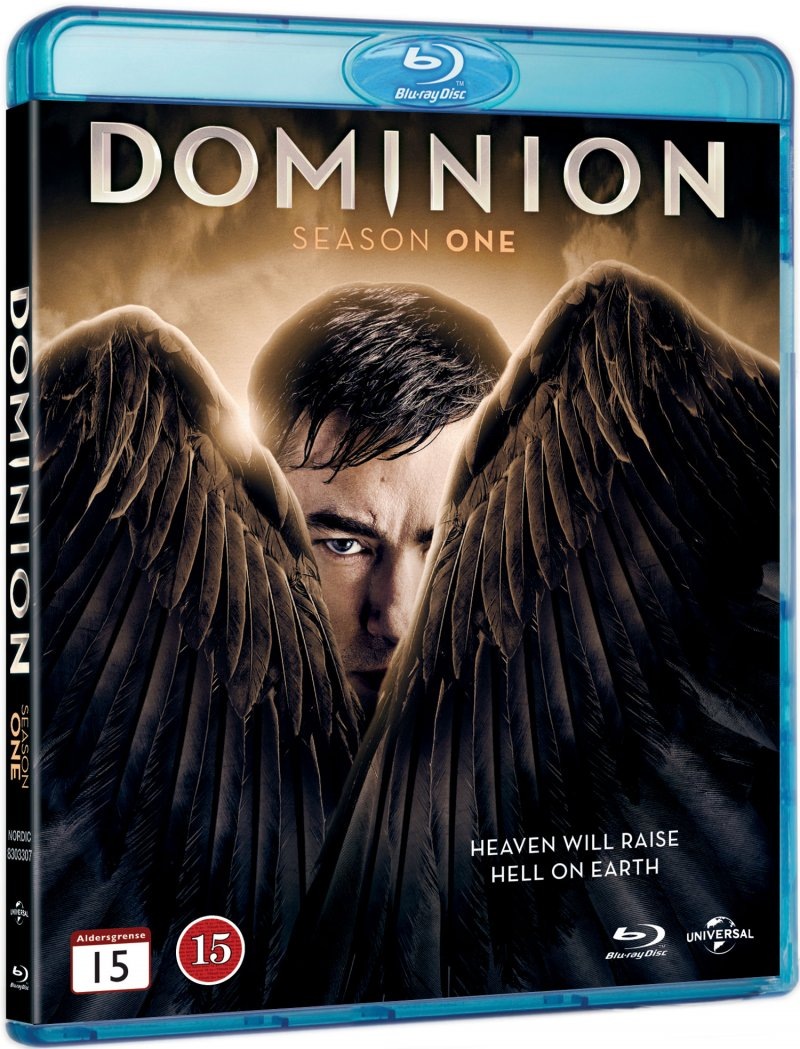 Dominion - Sæson 1 - Blu-Ray - Tv-serie