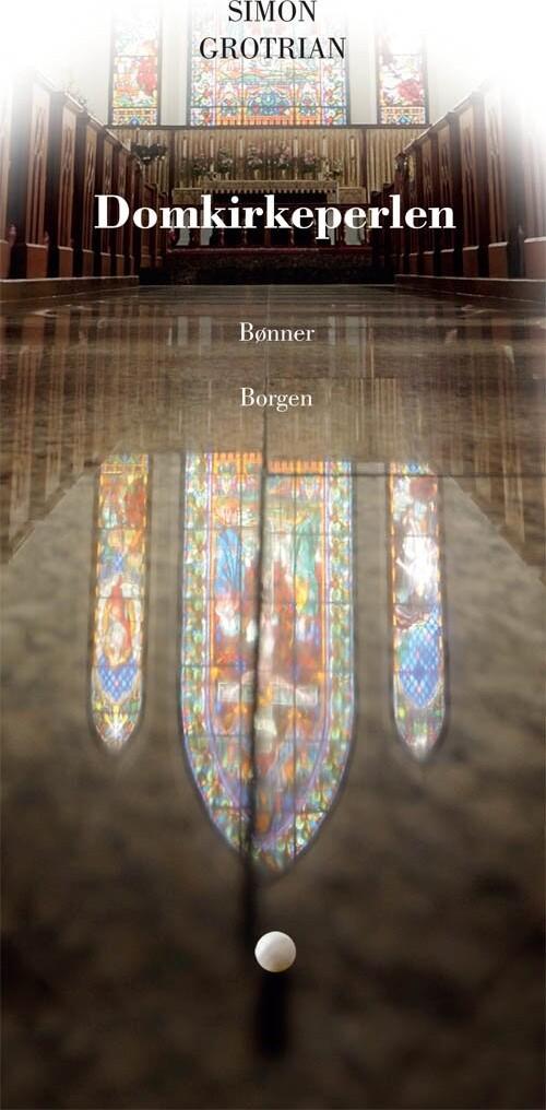 Domkirkeperlen - Simon Grotrian - Bog