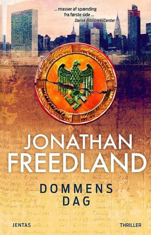 Image of   Dommens Dag - Jonathan Freedland - Cd Lydbog