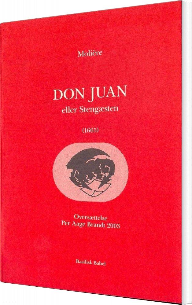 Image of   Don Juan Eller Stengæsten - Jean Baptiste Molière - Bog