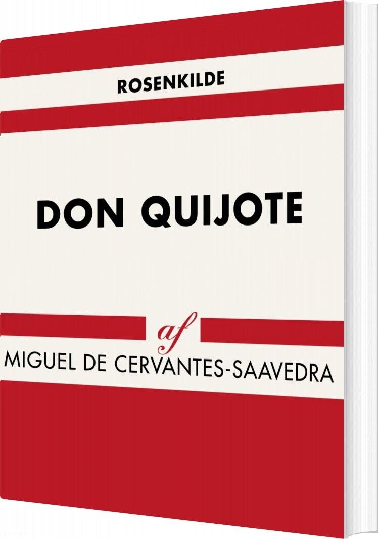 Don Quijote - Miguel De Cervantes-saavedra - Bog