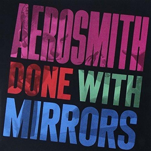 Image of   Aerosmith - Done With Mirrors - Vinyl / LP