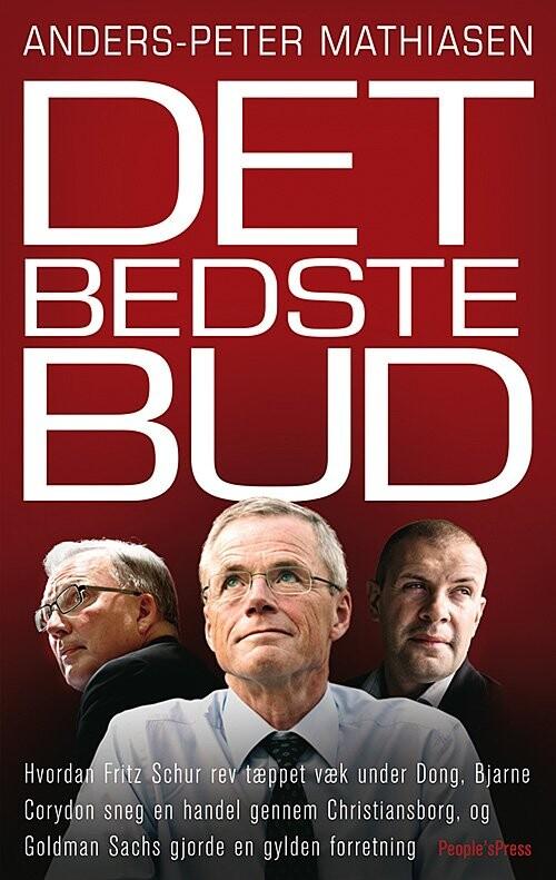 Image of   Det Bedste Bud - Anders-peter Mathiasen - Bog