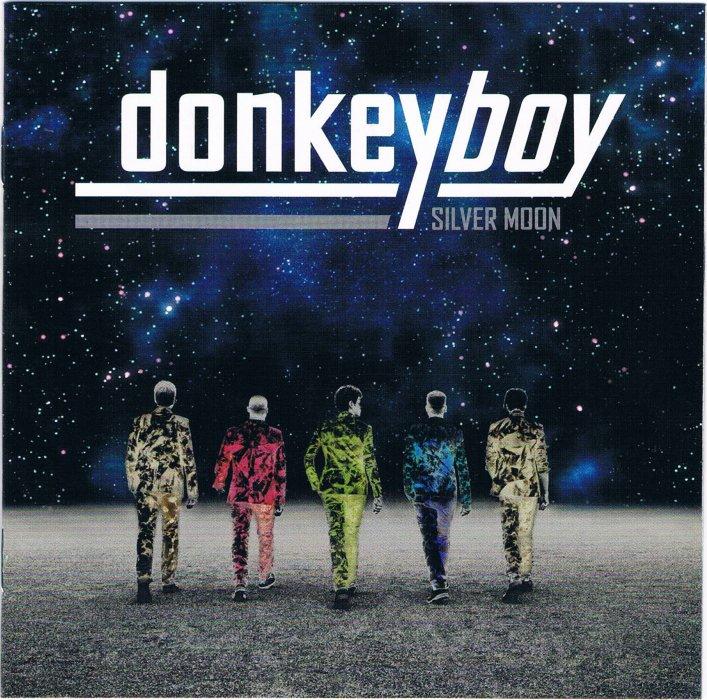 Image of   Donkeyboy - Silver Moon - CD