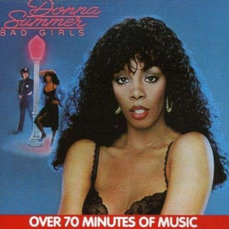 Image of   Donna Summer - Bad Girls - CD