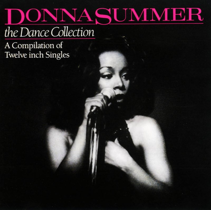 Image of   Donna Summer - Dance Collection [aus-import] - CD