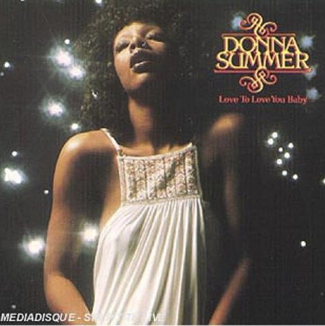 Image of   Donna Summer - Love To Love You Baby - CD