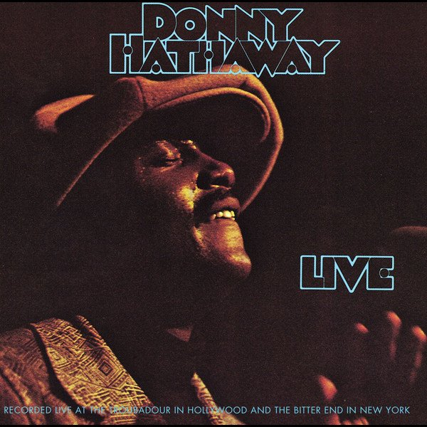 Image of   Donny Hathaway - Live - CD
