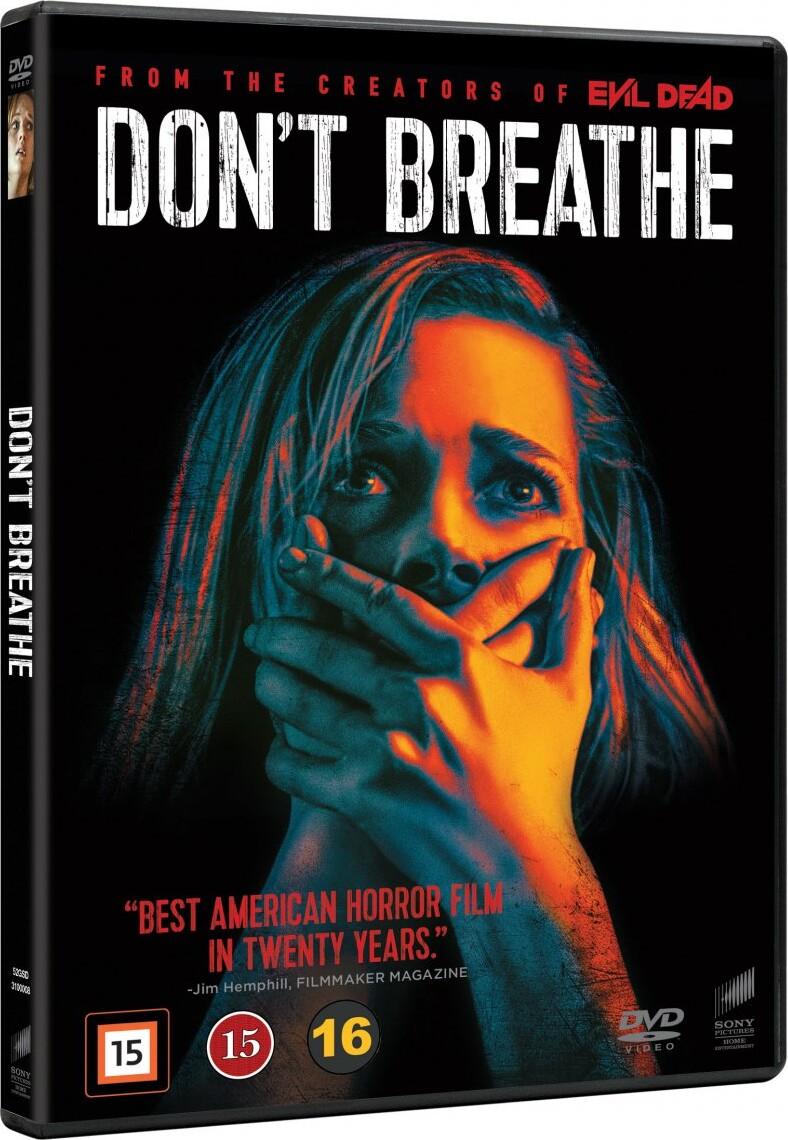 Image of   Dont Breathe - DVD - Film