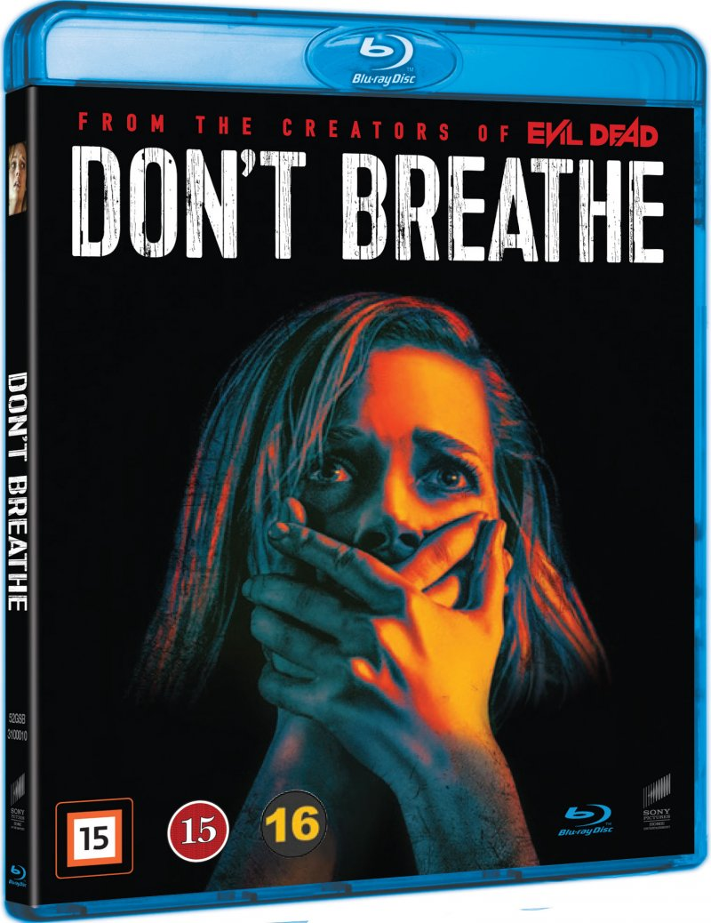 Image of   Dont Breathe - Blu-Ray