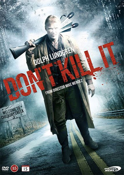 Image of   Dont Kill It - DVD - Film