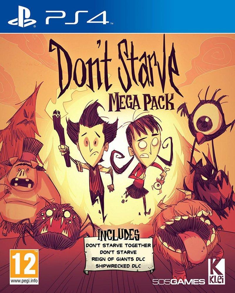 Dont Starve Megapack - PS4