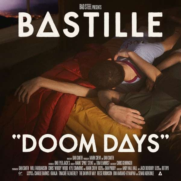 Image of   Bastille - Doom Days - CD