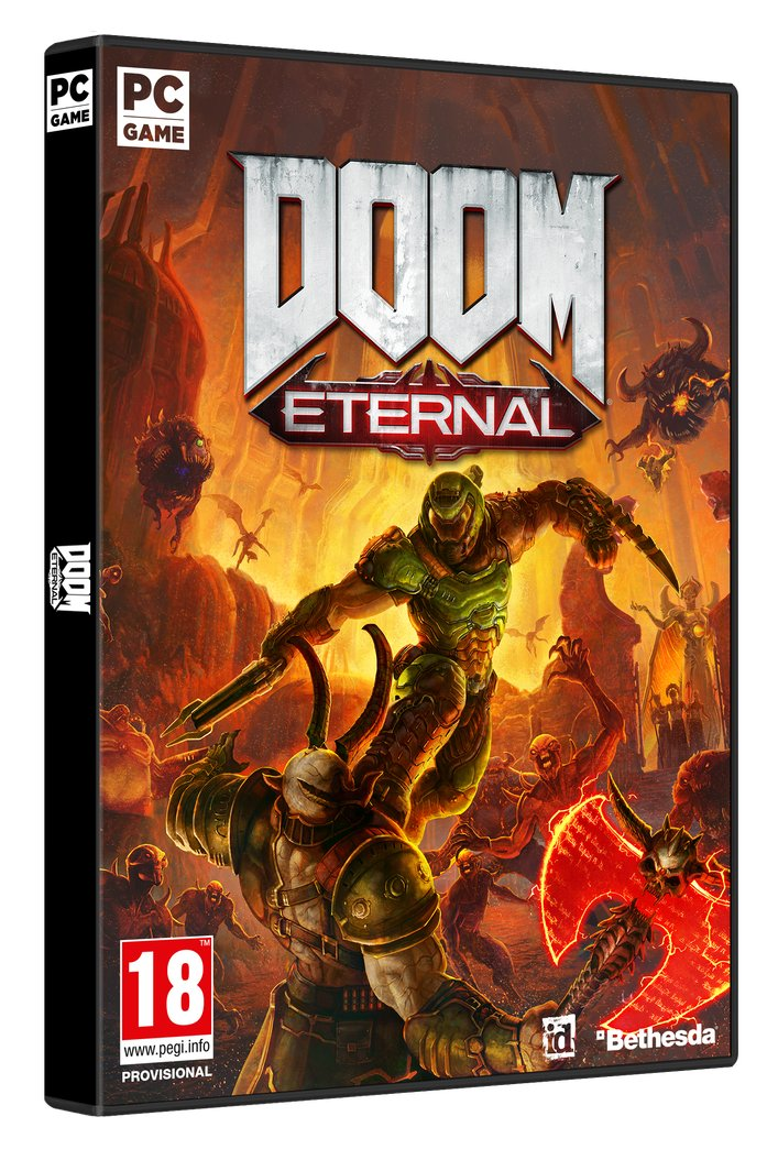 Image of   Doom Eternal - PC