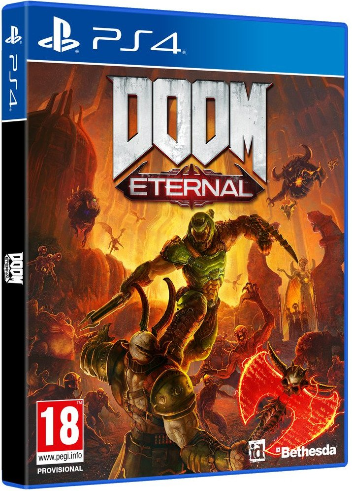 Image of   Doom Eternal - PS4