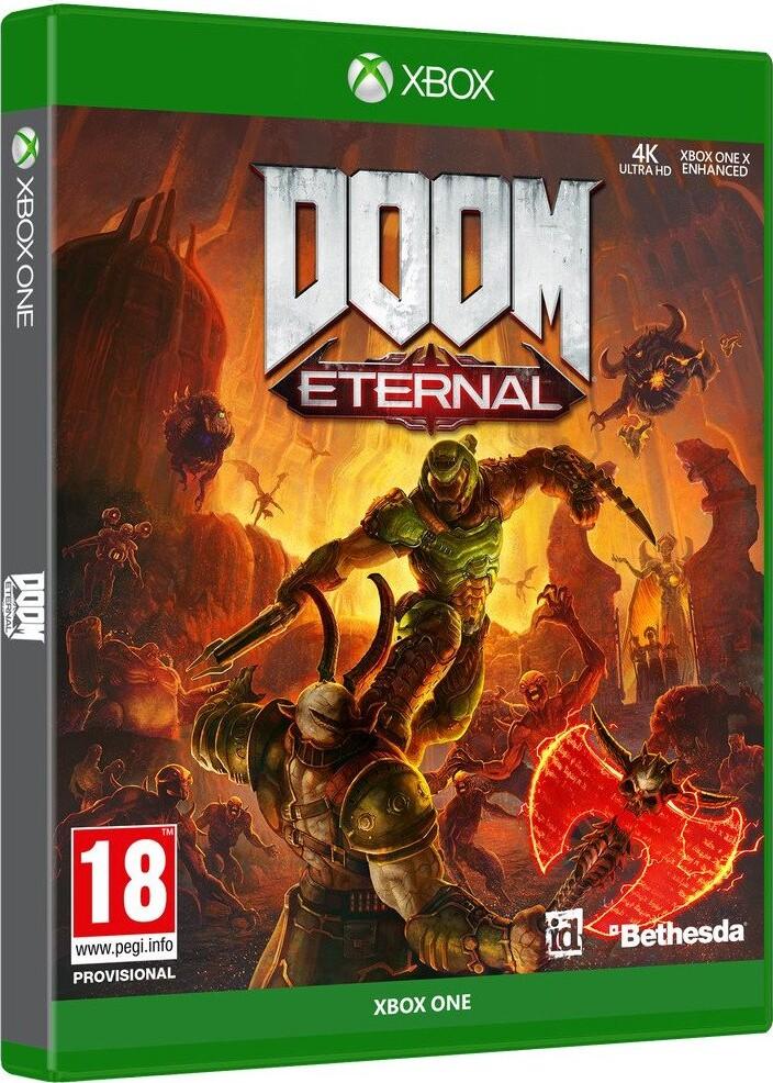 Image of   Doom Eternal - Xbox One