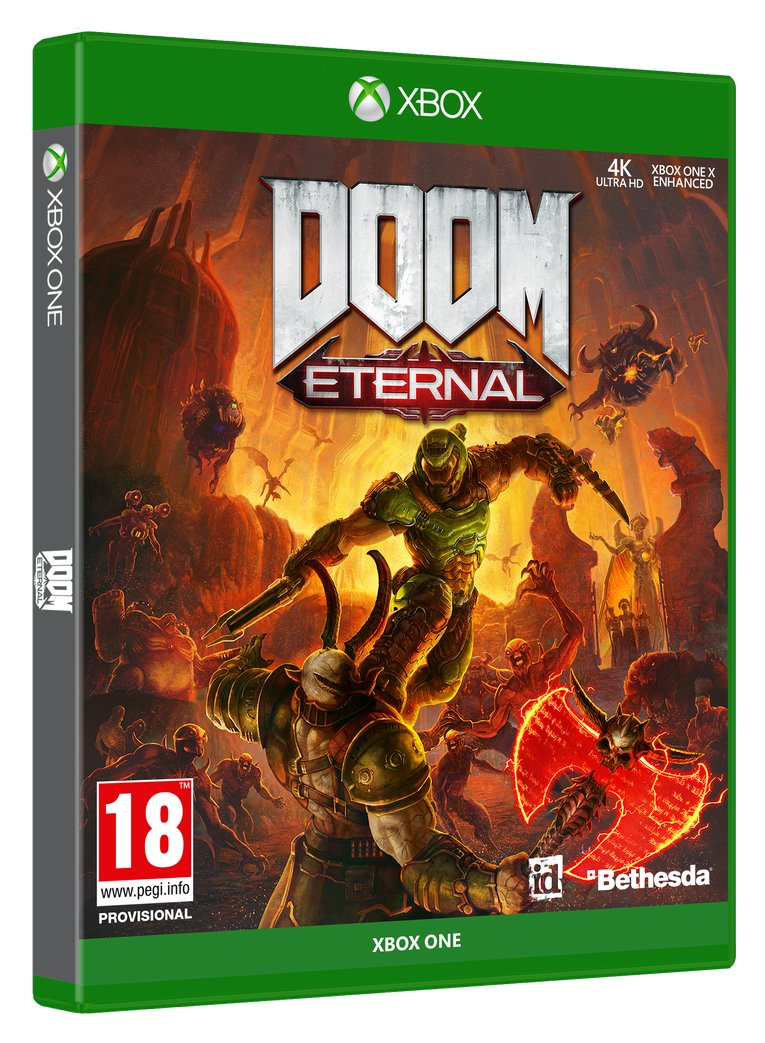 Image of   Doom Eternal - Xbox One