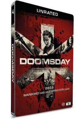 Image of   Doomsday - Limited Edition Metalcase - DVD - Film