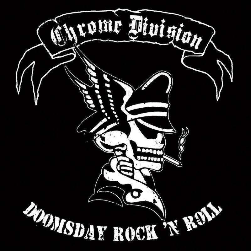Image of   Chrome Division - Doomsday Rock n Roll - Vinyl / LP