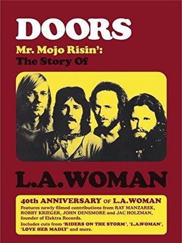 Image of   Doors - Mr Mojo Risin The Story Of La Woman - DVD - Film