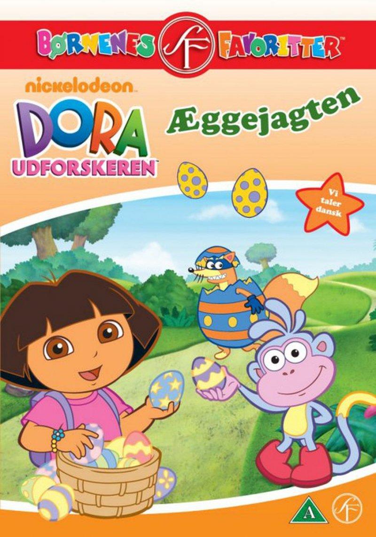 dora udforskeren dansk