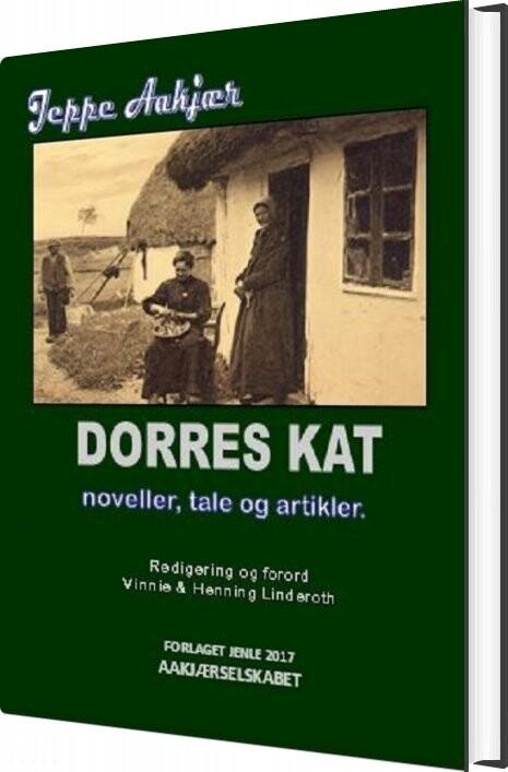 Image of   Dorres Kat - Jeppe Aakjær - Bog