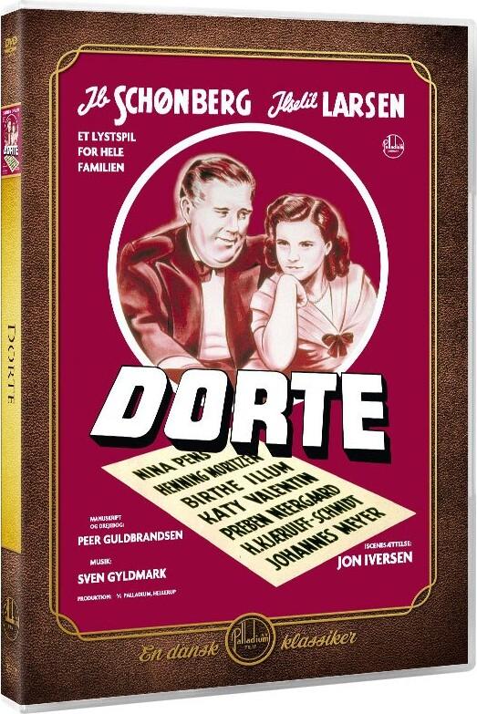 Image of   Dorte - Ib Schønberg - 1951 - DVD - Film