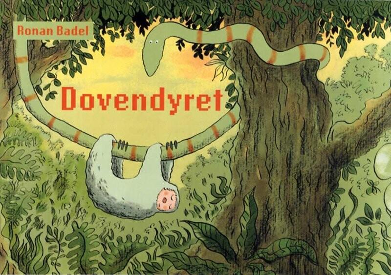 Image of   Dovendyret - Ronan Badel - Bog
