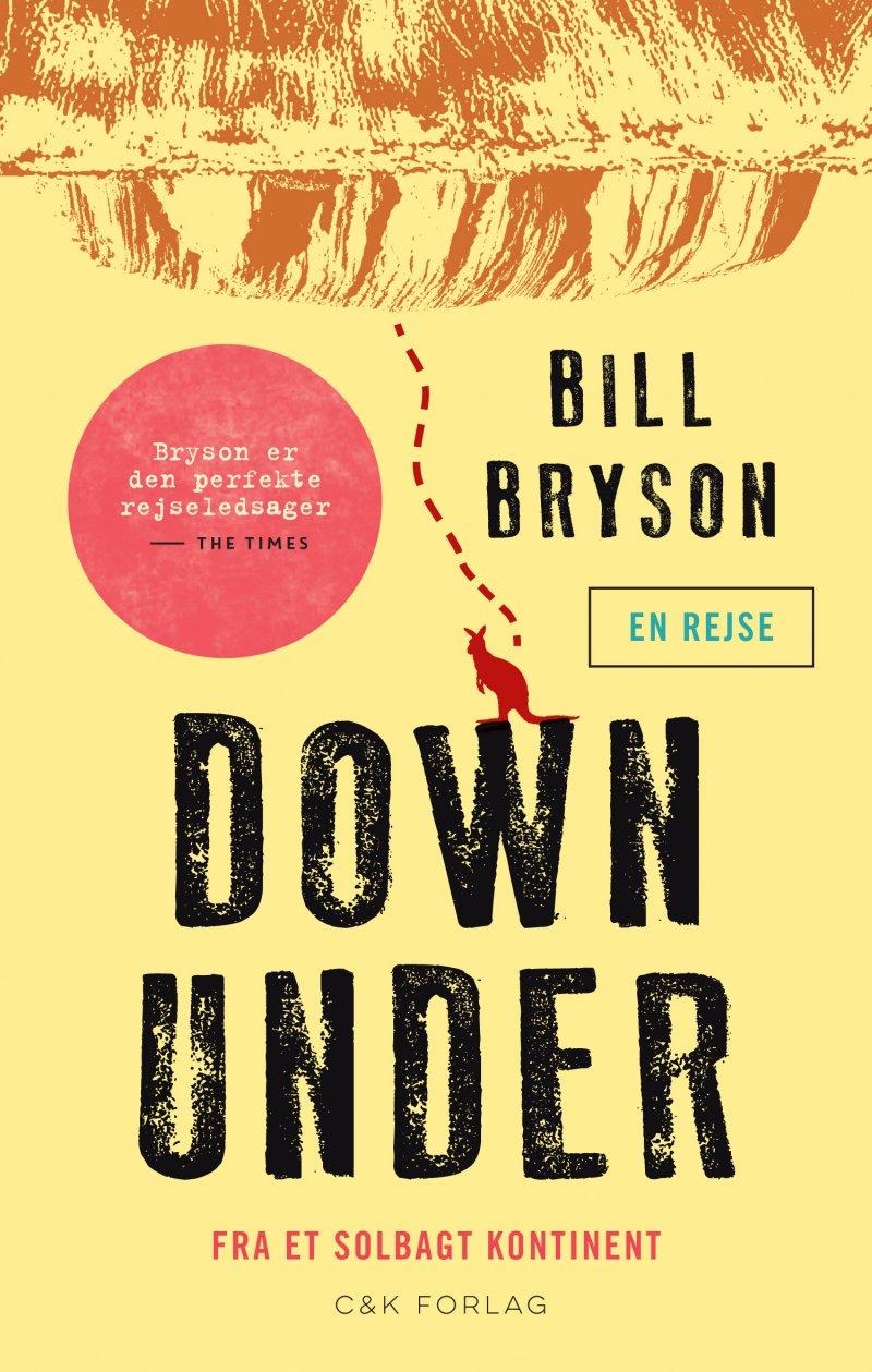 Image of   Down Under - Bill Bryson - Bog