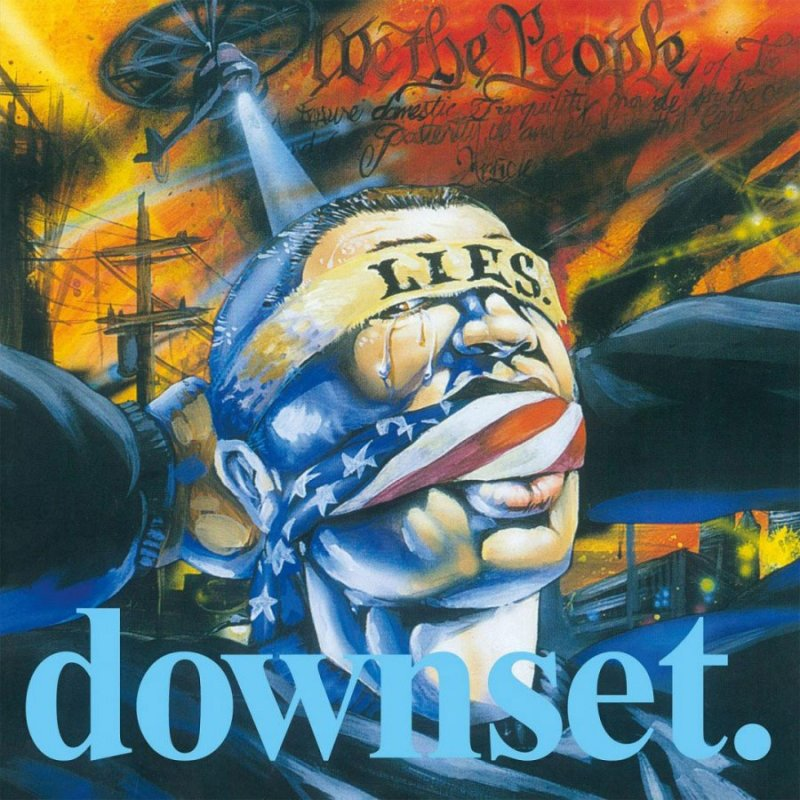 Downset - Downset - Vinyl / LP