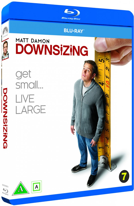Image of   Downsizing - 2017 - Matt Damon - Blu-Ray