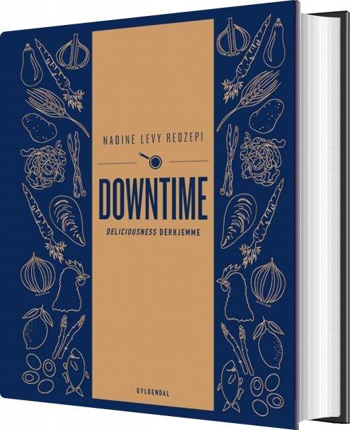 Image of   Downtime - Nadine Levy Redzepi - Bog
