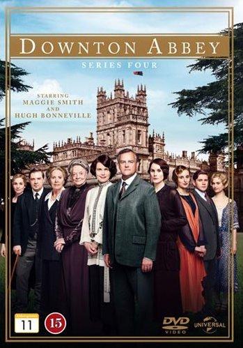 Billede af Downton Abbey - Sæson 4 - DVD - Tv-serie