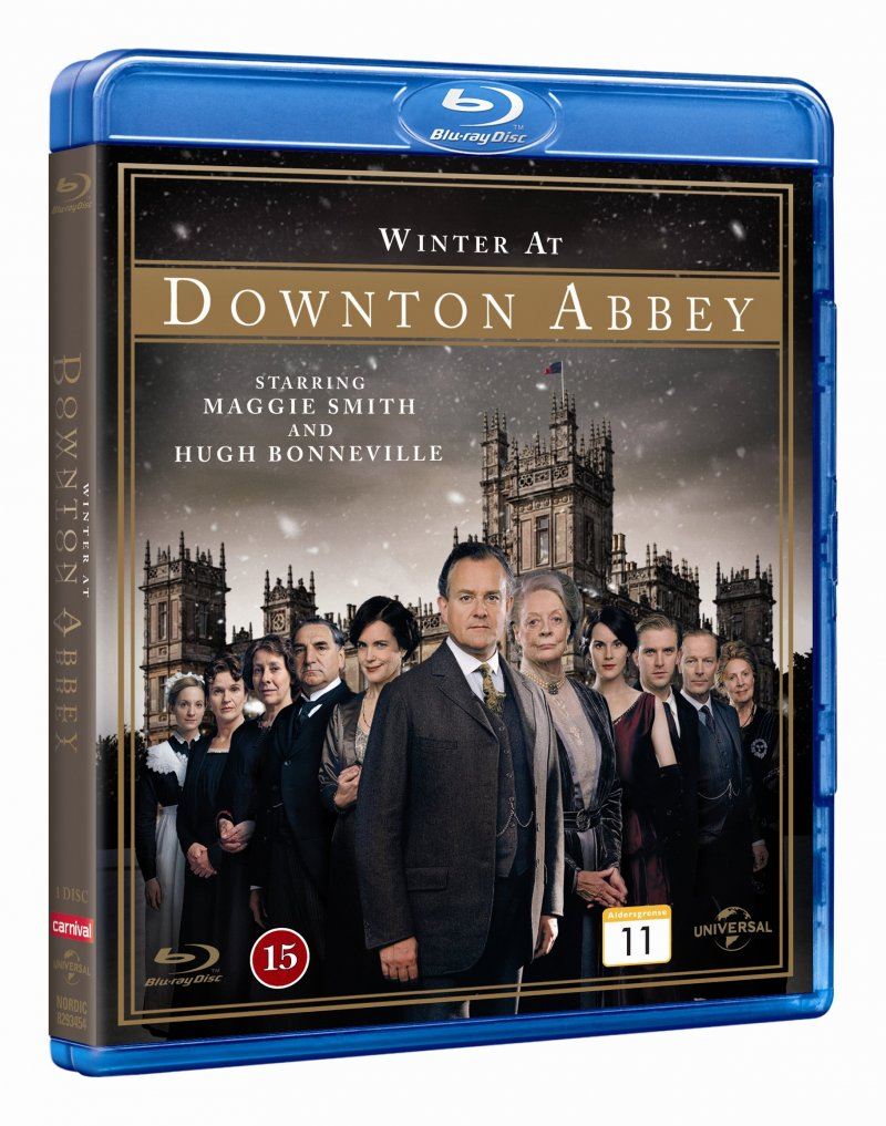 Image of   Christmas At Downton Abbey / Winter At Downton Abbey - Blu-Ray - Tv-serie