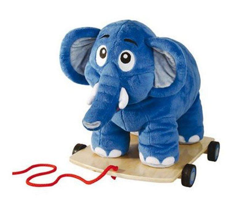 bodil elefanten, Pers Elefant, far til fire elefant