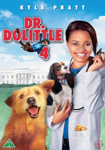 Image of   Dr. Dolittle 4: Tail To The Chief - DVD - Film