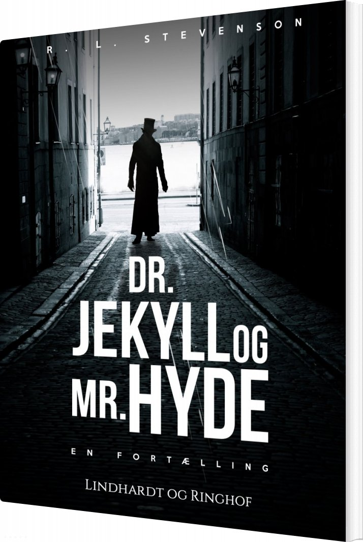 Image of   Dr. Jekyll Og Mr. Hyde - Robert Louis Stevenson - Bog