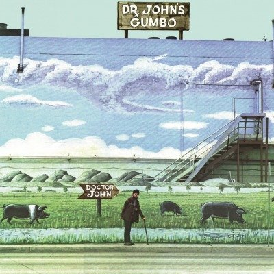 Image of   Dr. John - Dr. Johns Gumbo - Vinyl / LP