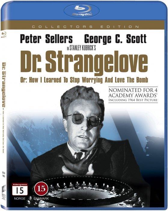 Dr. Strangelove - Collectors Edition - Blu-Ray