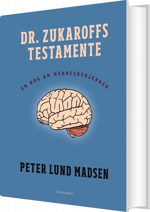 Image of   Dr. Zukaroffs Testamente - Peter Lund Madsen - Bog