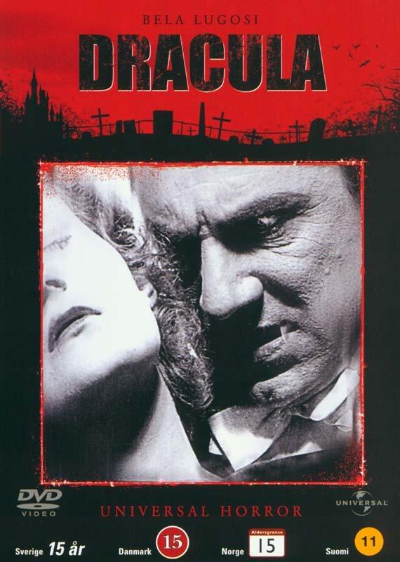 Image of   Dracula - Bela Lugosi - 1931 - DVD - Film