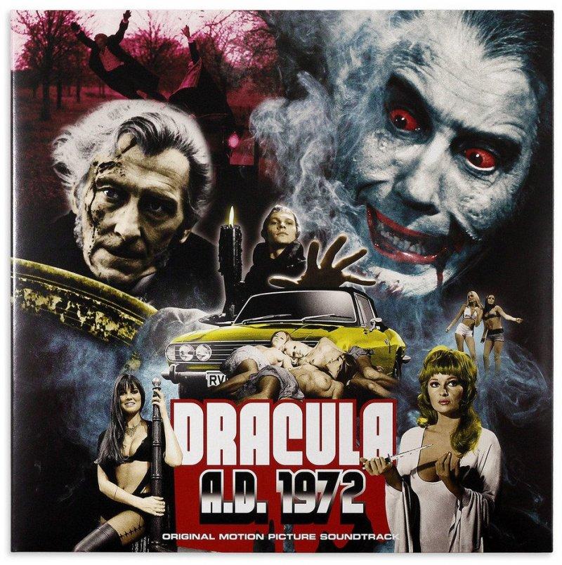Image of   Dracula A.d. 1972 Soundtrack - Vinyl / LP