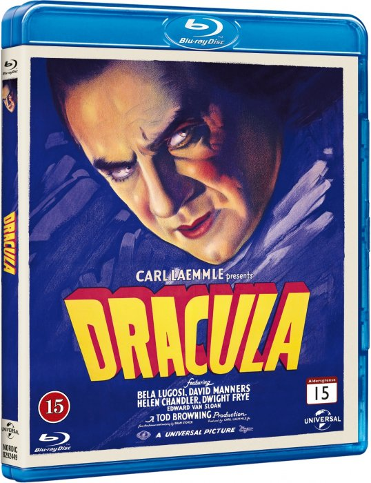 Image of   Dracula - Blu-Ray